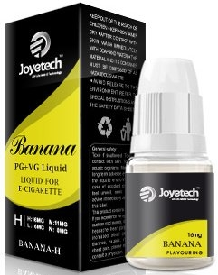 e-liquid Joyetech Banana 10ml 16mg (Banán)