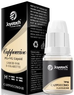 e-liquid Joyetech Cappuccino 10ml 16mg