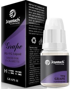 e-liquid Joyetech Grape 10ml 16mg (Hrozno)