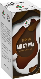 e-liquid Dekang High VG Milky Way 10ml - 1,5mg (Mandľový cheesecake)