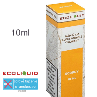 Ecoliquid e-liquid ECORUY 10ml 12mg