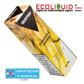 e-liquid Electra Banana 10ml 12mg