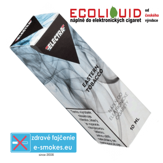 e-liquid Electra Eastern tobacco 10ml 12mg