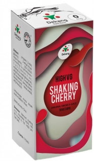 e-liquid Dekang High VG Shaking Cherry 10ml - 3mg (Koktejlová čerešnička)