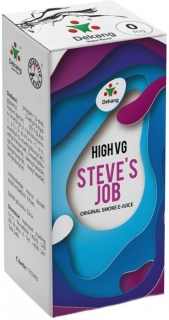 e-liquid Dekang High VG Steve´s Job 10ml - 1,5mg (sladké a kyslé jablko)