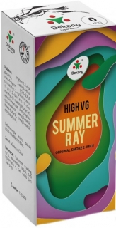 e-liquid Dekang High VG Summer Ray 10ml - 3mg (ovocný mix)