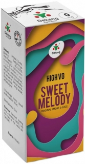 e-liquid Dekang High VG Sweet Melody 10ml - 1,5mg (broskyňa s citrónom)