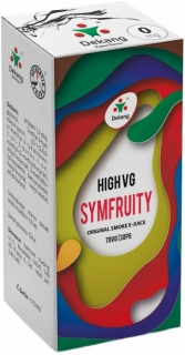 e-liquid Dekang High VG Symfruity 10ml - 3mg (ovocný mix)