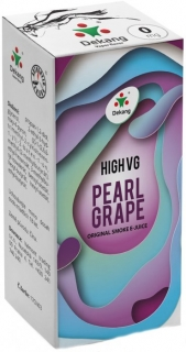 e-liquid Dekang High VG Pearl Grape 10ml - 3mg (ľadové hrozno)