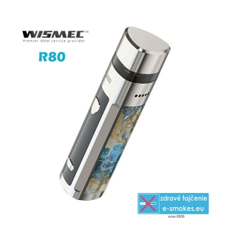 Wismec full kit R80 - Quantum World