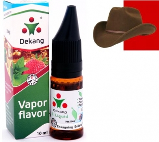 e-liquid Dekang SILVER USA mix 10ml - 16mg
