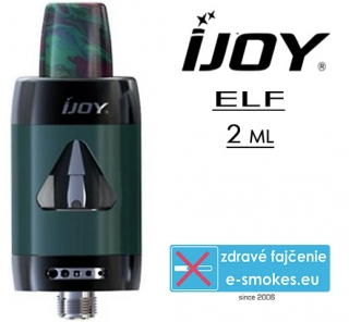IJOY  clearomizer ELF 2,0 ml - teal