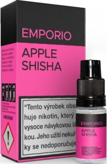 Liquid EMPORIO Apple Shisha 10ml - 9mg