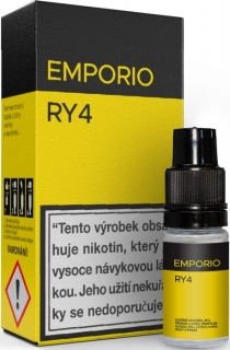 Liquid EMPORIO RY4 10ml - 9mg