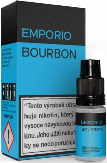 Liquid EMPORIO Bourbon 10ml - 1,5mg