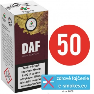 e-liquid Dekang Fifty DAF 10ml - 3mg