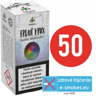 e-liquid Dekang Fifty FRUIT MIX 10ml - 3mg