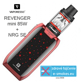 Vaporesso full kit Revenger Mini TC85W - červený
