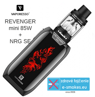 Vaporesso full kit Revenger Mini TC85W - čierny