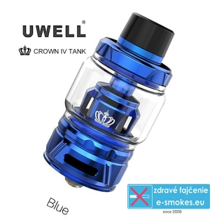 UWELL clearomizer CROWN4 6ml - Blue