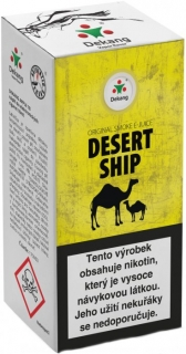 e-liquid Dekang Desert ship 10ml - 3mg