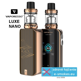 Vaporesso full kit LUXE NANO - Bronze