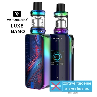 Vaporesso full kit LUXE NANO - Rainbow