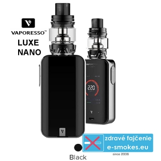 Vaporesso full kit LUXE NANO - Black
