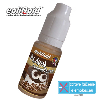 EULIQUID príchuť BROWNIES 10ml