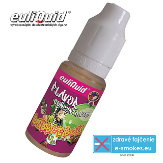 EULIQUID príchuť BUBBLE BOY (žuvačka) 10ml