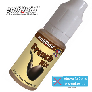 EULIQUID príchuť French Mix 10ml