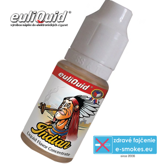 EULIQUID príchuť Indian Tabák 10ml
