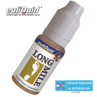 EULIQUID príchuť Long Mile 10ml