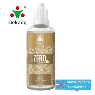 Dekang Báza Dripper PG30/VG70 0mg 100ml
