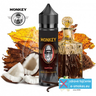 MONKEY aróma Shake & Vape KAPITAN 12ml